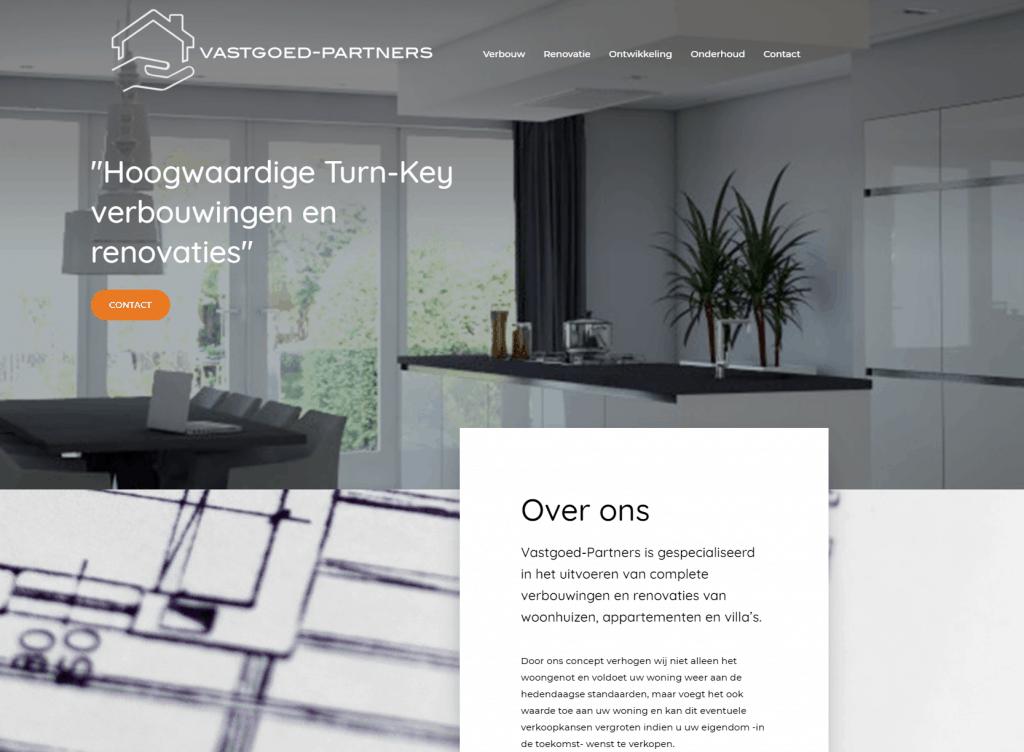 homepage vastgoedpartners